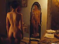 Emily Browning Pussy & Ass In..