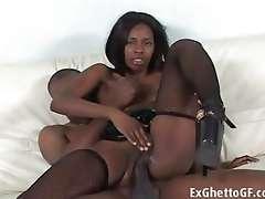 Lady Armani got ditched by her boyfriend
