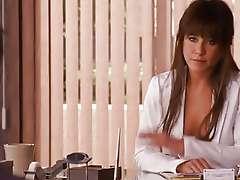 Jennifer Aniston sexy dress by Peter