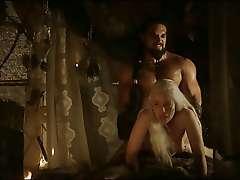Emilia Clarke sex video, Game of Boners