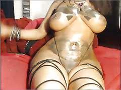Very Sexy Ebony girl nude