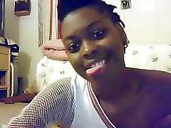 African Virgin PYT Panty Tease