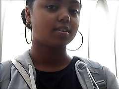 Sexy young 18yo Ebony Toes