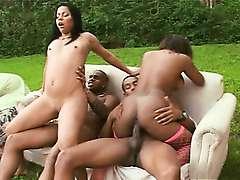 Porn video clip Courtesy of: Brazilbang
