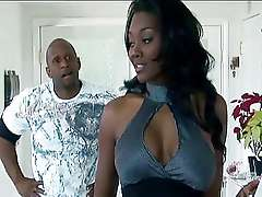 Super sex stars - Nyomi Banxxx and..