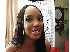 African sexactrees Kapri - Interracial..