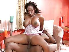 Mature pornstar Kitten ridding dick